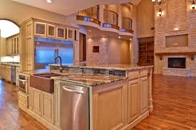 Two Tier Kitchen Island Designs 68 Deluxe Custom Kitchen Island Ideas Jaw Dropping Designs