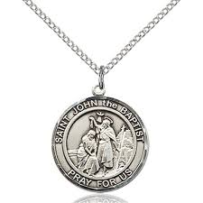 saint john the baptist pendant