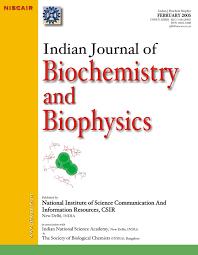 n journal of biochemistry biophysics n journal of biochemistry and biophysics ijbb