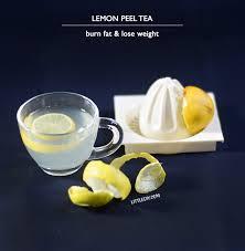 lemon l tea for weight loss