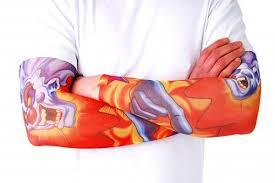Tetovací Rukáv Joker Nostyxcz
