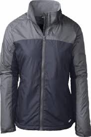 Three Season Jacket Black Gray Cabelas Womens New With