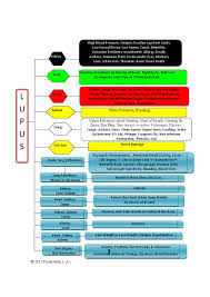 Sle Diet Chart Lupus Sle Symptom Chart Universal Acupuncture And