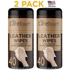 leather cleaners conditioners cleaner wipes for one step cleaning and pack of