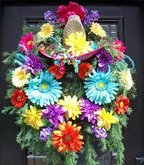 front door wreaths for summerFront Doors  Summer Wreaths For Front Door To Make Summer Wreaths