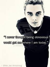 Billie Joe Armstrong on Pinterest | Green Day, Mikey Way and ...
