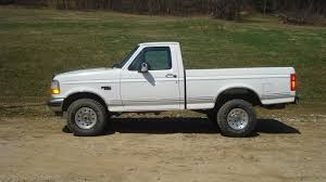 1995 Ford F-150 Specs and Photos | StrongAuto