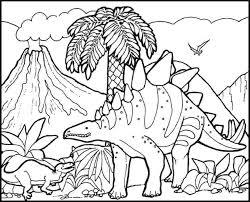 Giochi Gratis Dinosauri Carnivori Disegni Per Bambini Da Stampare