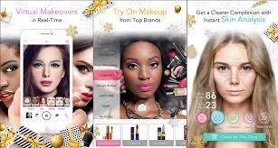 youcam cosmetics app lets you virtually try on makeup with new beauty 3 0 ai tools