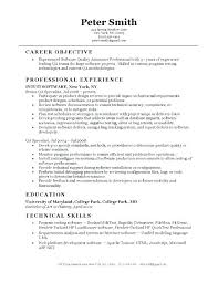 Strong Objective Statements For Resume Strong Objective Statements For Resumes 38