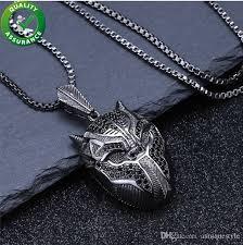 whole iced out chains pendant designer necklace hip hop jewelry mens cartoon mask pendants diamond luxury cuban link pandora style charms vintage