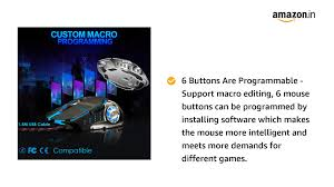 Zorro Black Lights Xmate Zorro 3200dpi Led Backlight 6 Button Wired Usb Gaming Mouse Durable Abs Body For Gamers 4 Color Breathing Lights 1 5m Nylon Braided Cable