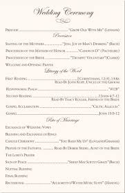 sample wedding ceremony program best 25 wedding program samples ideas on pinterest reception