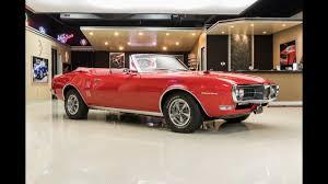1968 pontiac firebird convertible vanguard motor s