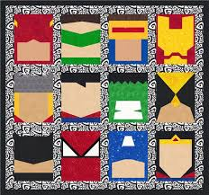 Super Heroes 12 Quilt Block Patterns Superman Batman Thor & Super Heroes - 12 Quilt Block Patterns - Superman Batman Thor Spiderman  Flash Wolverine - Foundation Paper Piece Patch - PDF Download Adamdwight.com