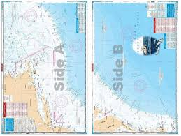 Ocean Charts Waterproof Charts Ic Inshore And Offshore Nautical Charts
