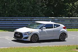2018 hyundai veloster. plain hyundai hyundai veloster chassis mule to 2018 hyundai veloster a