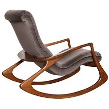 Rocking Chair Modern vladimir kagan rocking chair rocking chairs contours and rock 1721 by guidejewelry.us