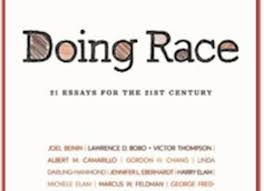examining conversations about race a multidisciplinary scope  book cover doing race 21 essays for the 21st century