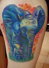 155 Elephant Tattoos Design Ideas With Meaning Wild Tattoo Art