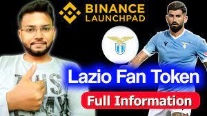 Lazio Fan Token on binance launchpad | How to buy Lazio Fan Token ?