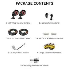 cam 2pk 624 package contents
