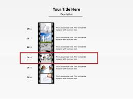 Vertical Timeline Powerpoint Powerpoint Slide Vertical Picture Timeline Diagram