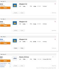 allegiant frequent flyer miles how and why i just booked myself an allegiant air flight milevalue