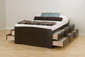 platform bed with drawers plans. Image Of: Platform Bed With Drawers Queen Size Plans