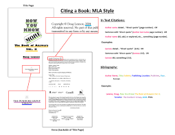 Mla Style Citation Controversial Topics Guides At California
