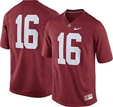 Amazon Com Nike Alabama Crimson Tide Replica Football