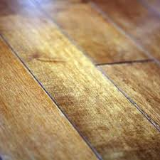 spot repairing a hardwood floor is more economical than refinishing it test the finish before refurbishing worn spots remove the glossy polyurethane