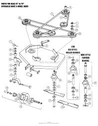 Tecumseh engine parts diagram lovely oregon scag parts diagram for scag tiger cub 48v 52v deck