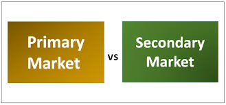 Flow Chart Of Primary And Secondary Data Primary Market Vs Secondary Market 10 Differences With