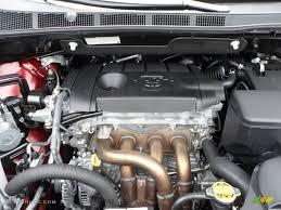 2012 Toyota Sienna Standard Sienna Model 2.7 Liter DOHC 16-Valve ...
