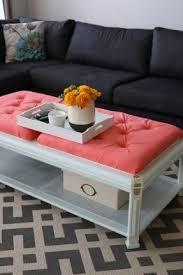 cushioned coffee table. Cushion Coffee Table Cushioned U