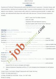 aircraft maintenance technician resume technician resume sample electronic cv cover letter throughout for