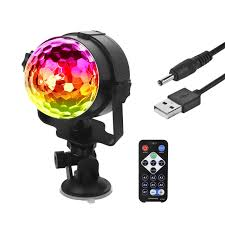 Eyourlife Dj Lights Amazon Com Eyourlife Disco Dj Stage Lamps Car Home Holiday