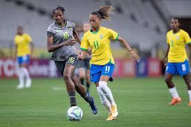 Brazil's clash with ecuador will get underway at 1.30am uk time in the early hours of saturday, june 5. La Seleccion Femenina De Ecuador Fue Goleada 6 0 Por Brasil En Amistoso Fecha Fifa Futbol Deportes El Universo