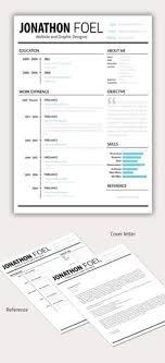 Resume No Nos Custom 48 Amazing Examples Of Cool And Creative ResumesCV Super Cool
