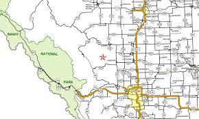 Alberta Distance Chart Village Of Cremona Alberta Location Maps To Cremona