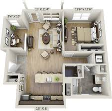 Download Nice Average Studio Apartment Teabjcom - Studio apartment floor plans 3d