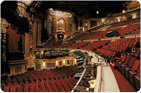 Cadillac Palace Theatre Chicago Illinois Seating Chart Theatre History Broadway In Chicago