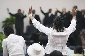 Image result for black church service