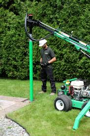 metal post. Wonderful Metal Recognizing The Application And Use Of These Steel Metal Posts Techno Metal  Postu0027s Helical Pier Is Screwed Into Ground Using Proprietary Machinery  And Post F