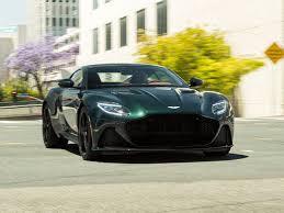 2021 Aston Martin Dbs Superleggera Review Pricing And Specs