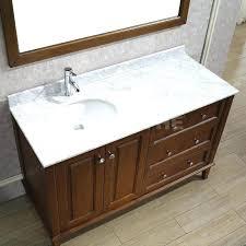 double vanity with top. 60 Double Vanity Top In Bathroom With Carrara