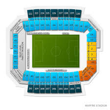 Mapfre Stadium 2019 Seating Chart