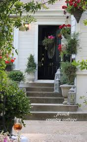 french country front doorSummer Front Door Refresh  FRENCH COUNTRY COTTAGE