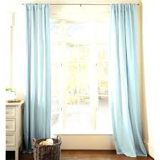 Curtains For Bedroom Navy Blue Light Blackout Drapes And White D ...